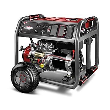 Briggs & Stratton 30664 8,000-Watt Portable Gas Generator