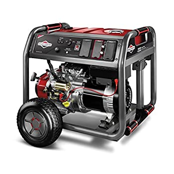 Briggs & Stratton 30664, 8000 Running Watts/10000 Starting Watts, Gas Powered Portable Generator