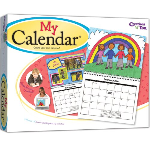 how to make my own calendar
