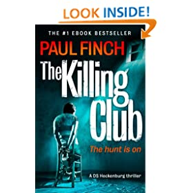 The Killing Club (Detective Mark Heckenburg Book 3)
