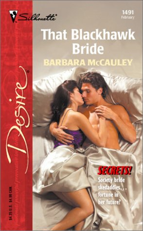 That Blackhawk Bride  (Secrets!), Barbara McCauley
