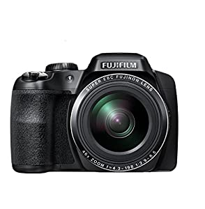 Fujifilm FinePix S8500 Digitalkamera (16 Megapixel, 46-fach opt. Zoom, 7,6 cm (3 Zoll) Display, bildstabilisiert
