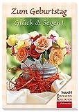 Image de Zum Geburtstag Glück & Segen: Kawohl-Postkarten-Buch
