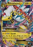 Mega/M Ampharos EX (XY Ancient Origin...