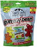 YumEarth Natural Gummy Bears, 10 Count