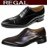[リーガル] REGAL 靴 メンズ ストレートチップ 315R ブラック(B) 25.5cm