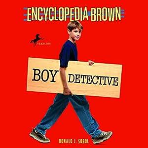 Encyclopedia Brown Audiobook