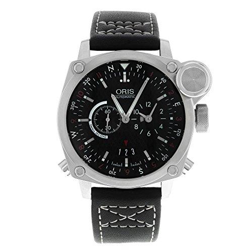 Aviation Oris BC4Flight Timer 0169076154154Ls automatique montre pour hommes