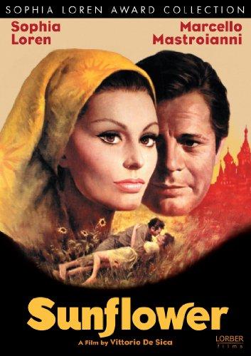 Amazon Com Sunflower English Subtitled Sophia Loren