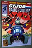 SDCC 2012 Comic-con Exclusive Transformers G.I. Joe Shockwave H.I.S.S Tank & Destro