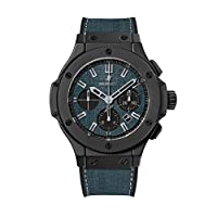 Hublot Big Bang Automatic Blue Jeans Dial Mens Watch 301.CI.2770.NR.JEANS from Hublot