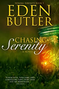 Chasing Serenity by Eden Butler ebook deal
