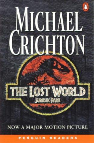 Lost World: Jurassic Park - Penguin Readers Level 4