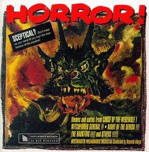 Horror Film Scores by Silva Screen