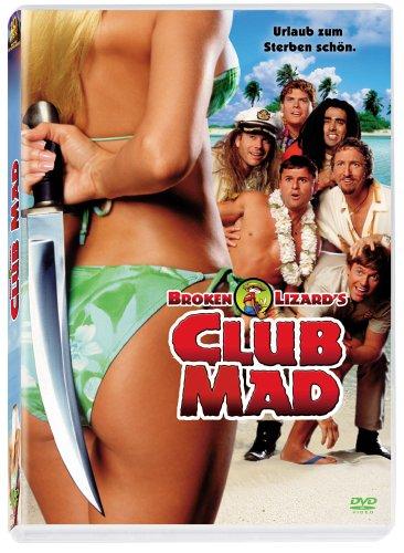 Broken Lizard's Club Mad