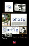 Photo du livre La photo facile