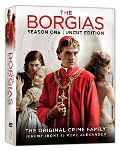 The Borgias: The Complete First Season