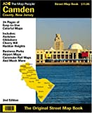 Camden County, New Jersey Street Map Book (0875302920) by ADC the Map People