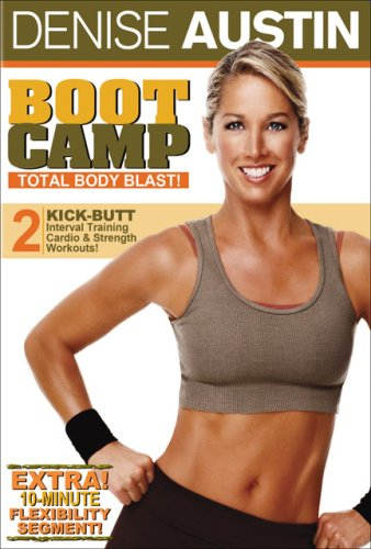 Denise Austin: Boot Camp - Total Body Blast