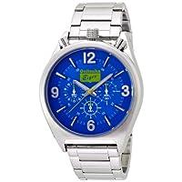 [オニツカ タイガー]Onitsuka Tiger 腕時計 ツノクロノグラフモデル OTTC03.03SB メンズ