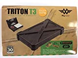 MY WEIGH Triton T3 Series 400g x 0.01g Pocket Digital Electronic LCD Scales sold by Trendz