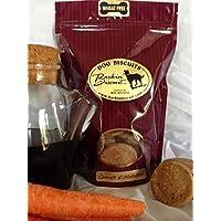 Carrot- Molasses Dog Treats
