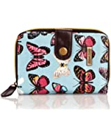 SWANKYSWANS Girls Roche Butterfly Print Small Wallet