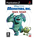 Disney's Monsters Inc. Scare Island (PS2)by Disney Interactive