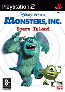 Disney's Monsters Inc. Scare Island (PS2)