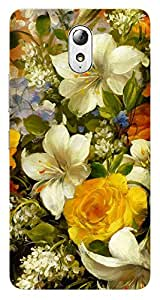 TrilMil Printed Designer Mobile Case Back Cover For LENOVO VIBE P1m
