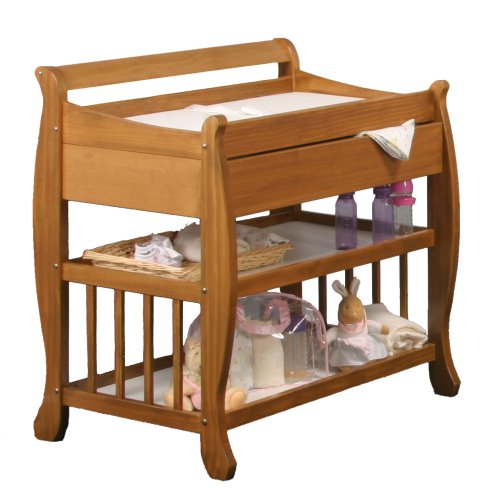 black friday stork craft lennox changing table with drawer honey pine cheap best price