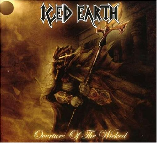 Iced Earth - Overture of the Wicked (CD-Single) - Zortam Music