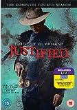 Justified - Season 4 [DVD + UV Copy] [2013]