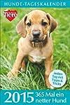 Hunde-Tageskalender 2015