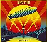 Celebration Day: 2 CD + Blu-Ray by Led Zeppelin (2012-08-03)