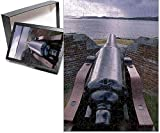 Photo Jigsaw Puzzle of Cannon guarding Moray Firth