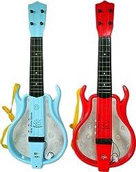 誰にでも弾ける!不思議なギター ミュージックギター(スカイブルー)