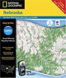 National Geographic TOPO Map of Nebraska (Mac)