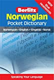 Norwegian Pocket Dictionary (Berlitz Pocket Dictionary)