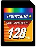 Transcend 128 Mo Carte mémoire multimédia MMC TS128MMC