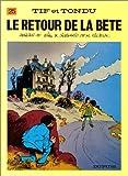 """Afficher """"Tif et Tondu n° 25 Le Retour de la bête"""""""