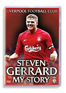 Liverpool Fc - Steven Gerrard My Story Dvd by ITV Studios Home Entertainment