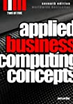 Applied Business Computing Concepts 2...