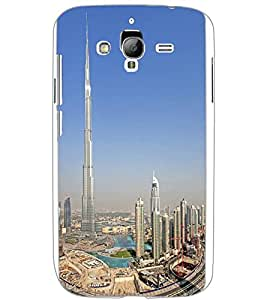 SAMSUNG GALAXY GRAND NEO BUILDING Back Cover by PRINTSWAG
