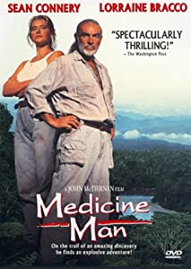 "Cover of ""Medicine Man"""