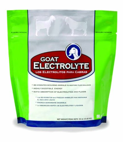 Goat Mineral Supplement