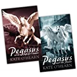 Kate OHearn 2 Books Collection Pack Set RRP: �14.37 (Pegasus and the Flame, Pegasus and the Fight for Olympus)by Kate OHearn