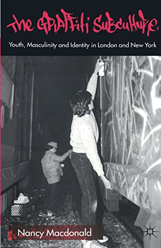 The Graffiti Subculture: Youth, Masculinity And Identity In London And New York front-873138
