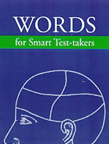Arco Words for Smart Test-Takers (Arco Academic Test Preparation)