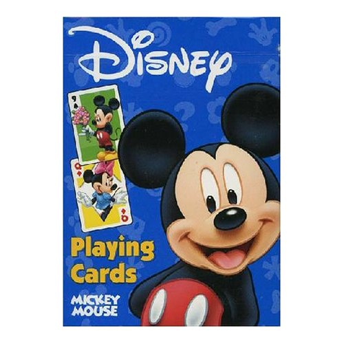 The U.S. Playing Card Co. Disney Mickey Playing Cards - Buy The U.S. Playing Card Co. Disney Mickey Playing Cards - Purchase The U.S. Playing Card Co. Disney Mickey Playing Cards (The U.S. Playing Card Co., Toys & Games,Categories,Games,Card Games,Standard Card Decks)